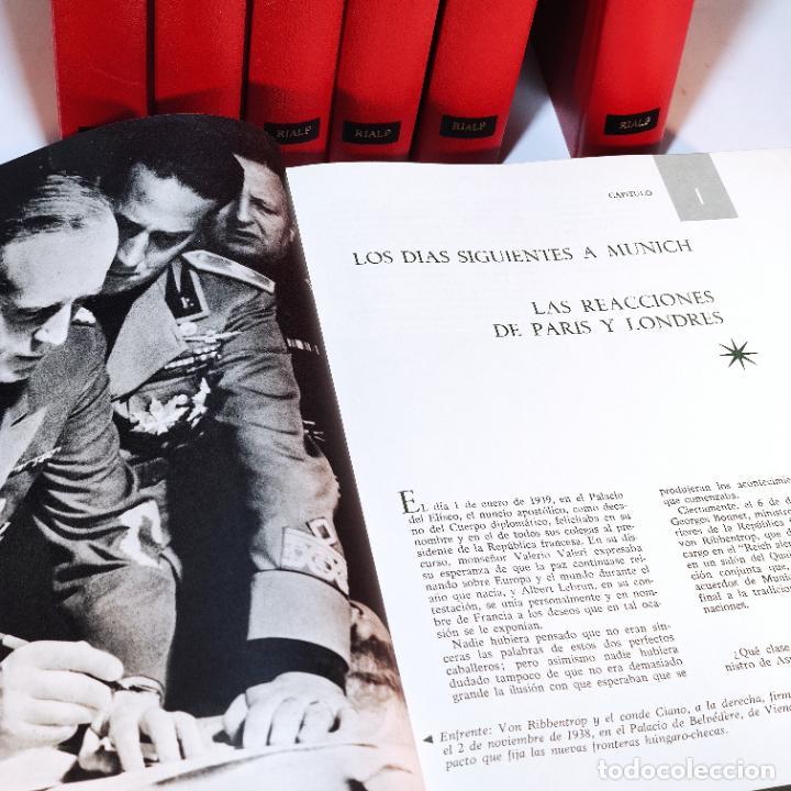 Libros de segunda mano: Historia controvertida de la segunda guerra mundial. Jaspard Polus. Ediciones Rialp. 1967. - Foto 10 - 243437425
