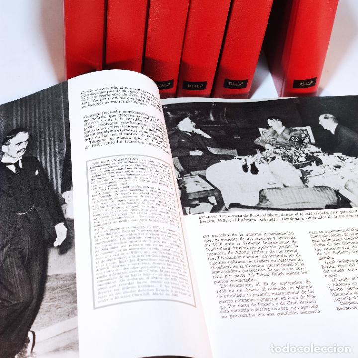 Libros de segunda mano: Historia controvertida de la segunda guerra mundial. Jaspard Polus. Ediciones Rialp. 1967. - Foto 11 - 243437425