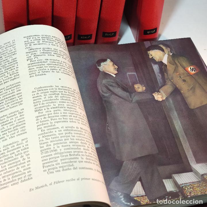 Libros de segunda mano: Historia controvertida de la segunda guerra mundial. Jaspard Polus. Ediciones Rialp. 1967. - Foto 12 - 243437425