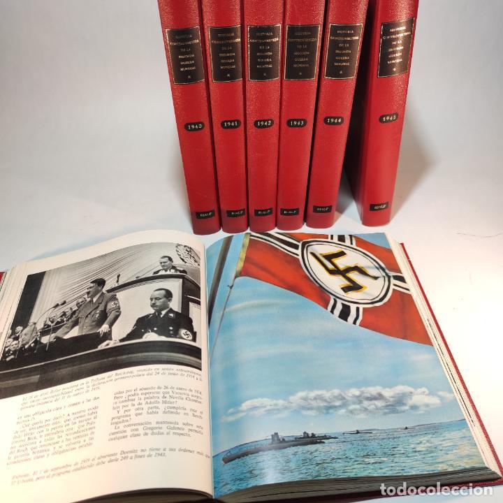 Libros de segunda mano: Historia controvertida de la segunda guerra mundial. Jaspard Polus. Ediciones Rialp. 1967. - Foto 16 - 243437425
