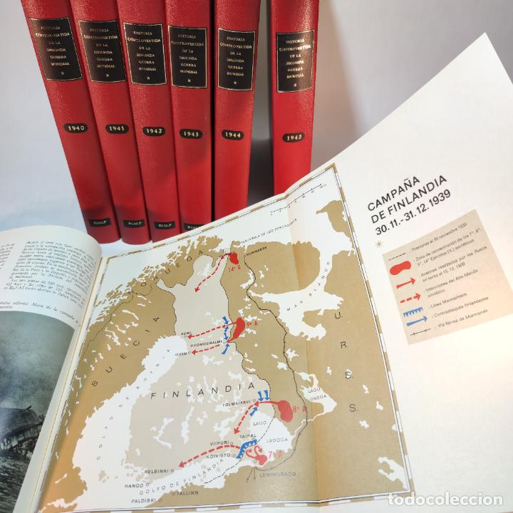 Libros de segunda mano: Historia controvertida de la segunda guerra mundial. Jaspard Polus. Ediciones Rialp. 1967. - Foto 19 - 243437425
