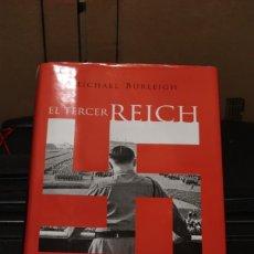Libros de segunda mano: EL TERCER REICH MICHAEL BURLEIGH TAURUS. Lote 243635195