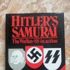 Libros de segunda mano: HITLER'S SUMARI, DE BRUCE QUARRIE.. Lote 243796585