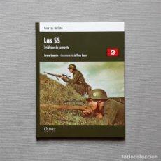 Libros de segunda mano: LAS SS UNIDADES DE COMBATE - BRUCE QUARRIE - JEFFREY BURN. Lote 243902475