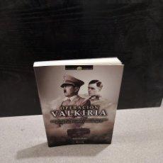 Libros de segunda mano: SEGUNDA GUERRA MUNDIAL...OPERACION VALKIRIA..2008.... Lote 244190630