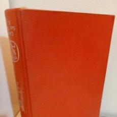 Libros de segunda mano: EL TERCER REICH Y LOS JUDIOS, POLIAKOF-WULFT. HISTORIA / HISTORY, SEIX-BARRAL, 1960. Lote 244537180