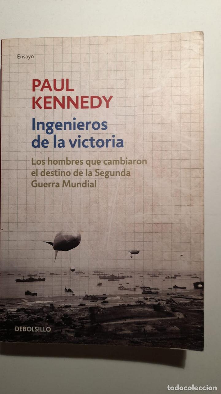 INGENIEROS DE LA VICTORIA (Libros de Segunda Mano - Historia - Segunda Guerra Mundial)