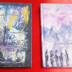 Libros de segunda mano: LIBROS(2)-AUSCHWITZ Y DESPUÉS I Y II-CHARLOTTE DELBO-TURPIAL-2004-UN CUENTO INÚTIL Y NINGUNO. Lote 244909330