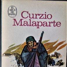 Libros de segunda mano: CURZIO MALAPARTE - KAPUTT. Lote 245239085