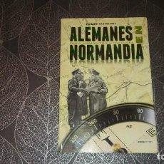 Libros de segunda mano: ALEMANES EN NORMANDIA. RICHARD HARGREAVES. INÉDITA EDITORES. Lote 245252735