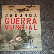 Libros de segunda mano: ATLAS ILUSTRADO SEGUNDA GUERRA MUNDIAL. SUSAETA. Lote 245253790