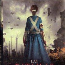 Libros de segunda mano: LAS BATALLAS SILENCIADAS - NIEVES MUÑOZ. Lote 245291410