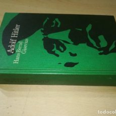 Libros de segunda mano: ADOLF HITLER / HANS BERND GISEVIUS / CIRCULO DE LECTORES / CONS 32. Lote 245292745