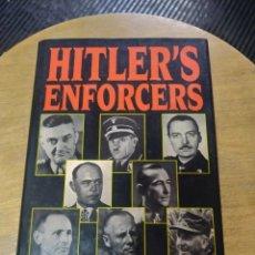 Libros de segunda mano: HITLER'S ENFORCES (BROCKHAMPTON PRESS). Lote 247103910
