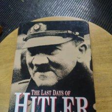 Libros de segunda mano: THE LAST DAYS OF HITLER (BROCKHAMPTON PRESS). Lote 247105600