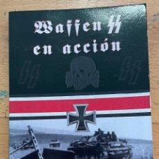 Livres d'occasion: WAFFEN SS EN ACCION. Lote 247467325