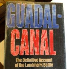 Libros de segunda mano: GUADALCANAL DE RICHARD B. FRANK. Lote 247540170