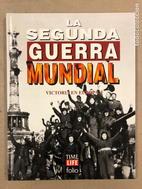 Libros de segunda mano: LA SEGUNDA GUERRA MUNDIAL. GERALD SIMONS. EDICIONES FOLIO - TIME LIFE 1995. 10 TOMOS. - Foto 2 - 248080820