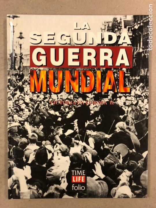 Libros de segunda mano: LA SEGUNDA GUERRA MUNDIAL. GERALD SIMONS. EDICIONES FOLIO - TIME LIFE 1995. 10 TOMOS. - Foto 3 - 248080820