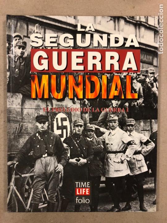 Libros de segunda mano: LA SEGUNDA GUERRA MUNDIAL. GERALD SIMONS. EDICIONES FOLIO - TIME LIFE 1995. 10 TOMOS. - Foto 4 - 248080820
