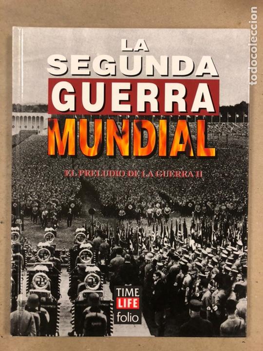 Libros de segunda mano: LA SEGUNDA GUERRA MUNDIAL. GERALD SIMONS. EDICIONES FOLIO - TIME LIFE 1995. 10 TOMOS. - Foto 5 - 248080820