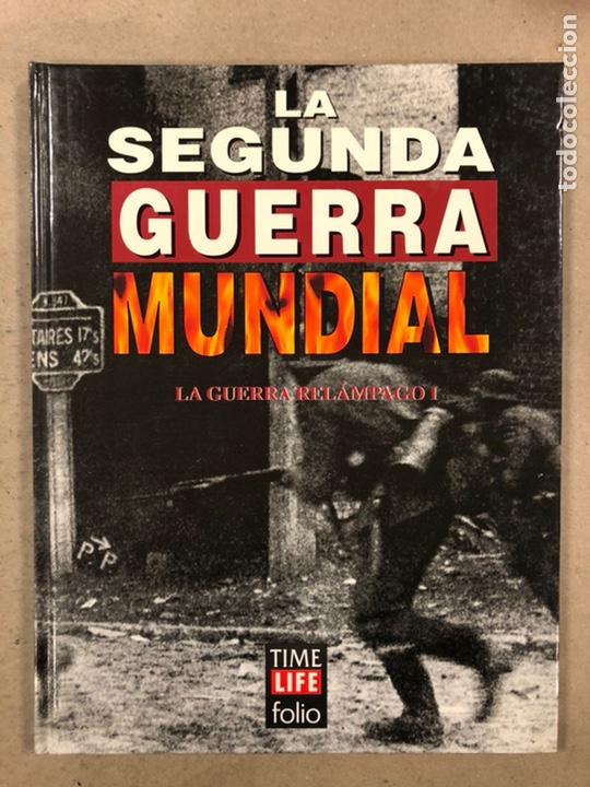Libros de segunda mano: LA SEGUNDA GUERRA MUNDIAL. GERALD SIMONS. EDICIONES FOLIO - TIME LIFE 1995. 10 TOMOS. - Foto 6 - 248080820