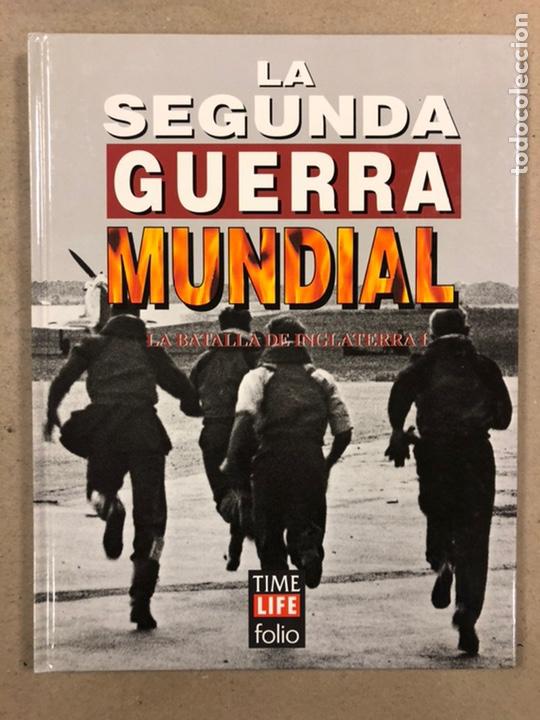Libros de segunda mano: LA SEGUNDA GUERRA MUNDIAL. GERALD SIMONS. EDICIONES FOLIO - TIME LIFE 1995. 10 TOMOS. - Foto 8 - 248080820