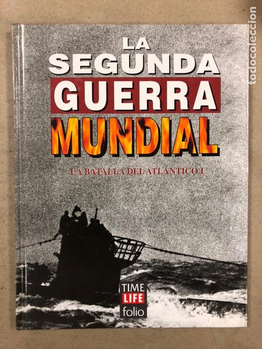 Libros de segunda mano: LA SEGUNDA GUERRA MUNDIAL. GERALD SIMONS. EDICIONES FOLIO - TIME LIFE 1995. 10 TOMOS. - Foto 10 - 248080820