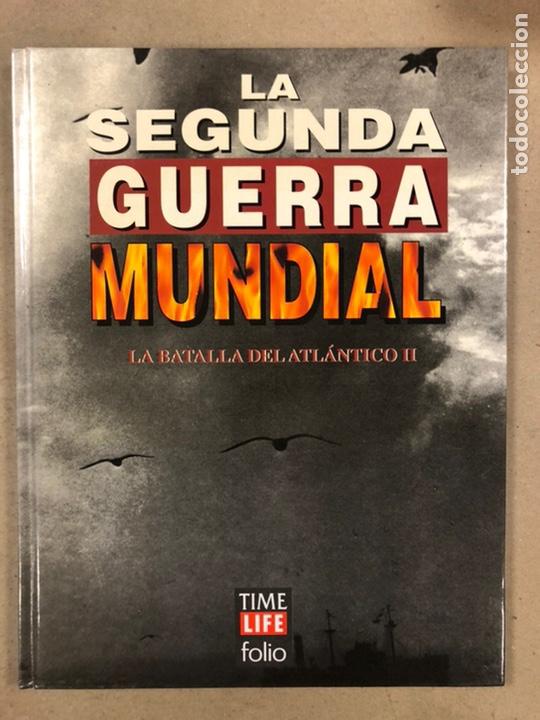 Libros de segunda mano: LA SEGUNDA GUERRA MUNDIAL. GERALD SIMONS. EDICIONES FOLIO - TIME LIFE 1995. 10 TOMOS. - Foto 11 - 248080820
