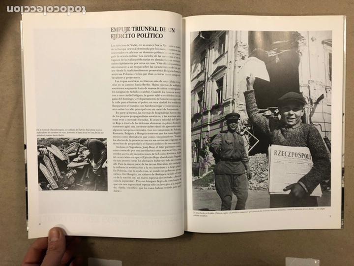 Libros de segunda mano: LA SEGUNDA GUERRA MUNDIAL. GERALD SIMONS. EDICIONES FOLIO - TIME LIFE 1995. 10 TOMOS. - Foto 14 - 248080820