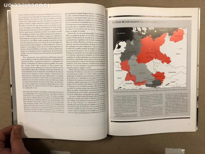 Libros de segunda mano: LA SEGUNDA GUERRA MUNDIAL. GERALD SIMONS. EDICIONES FOLIO - TIME LIFE 1995. 10 TOMOS. - Foto 15 - 248080820