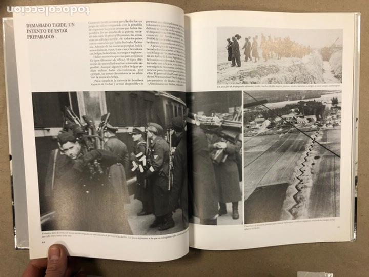 Libros de segunda mano: LA SEGUNDA GUERRA MUNDIAL. GERALD SIMONS. EDICIONES FOLIO - TIME LIFE 1995. 10 TOMOS. - Foto 16 - 248080820