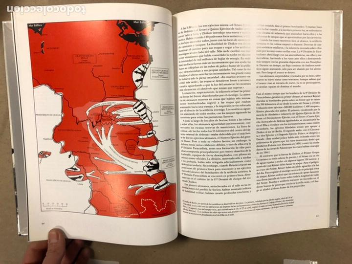 Libros de segunda mano: LA SEGUNDA GUERRA MUNDIAL. GERALD SIMONS. EDICIONES FOLIO - TIME LIFE 1995. 10 TOMOS. - Foto 17 - 248080820