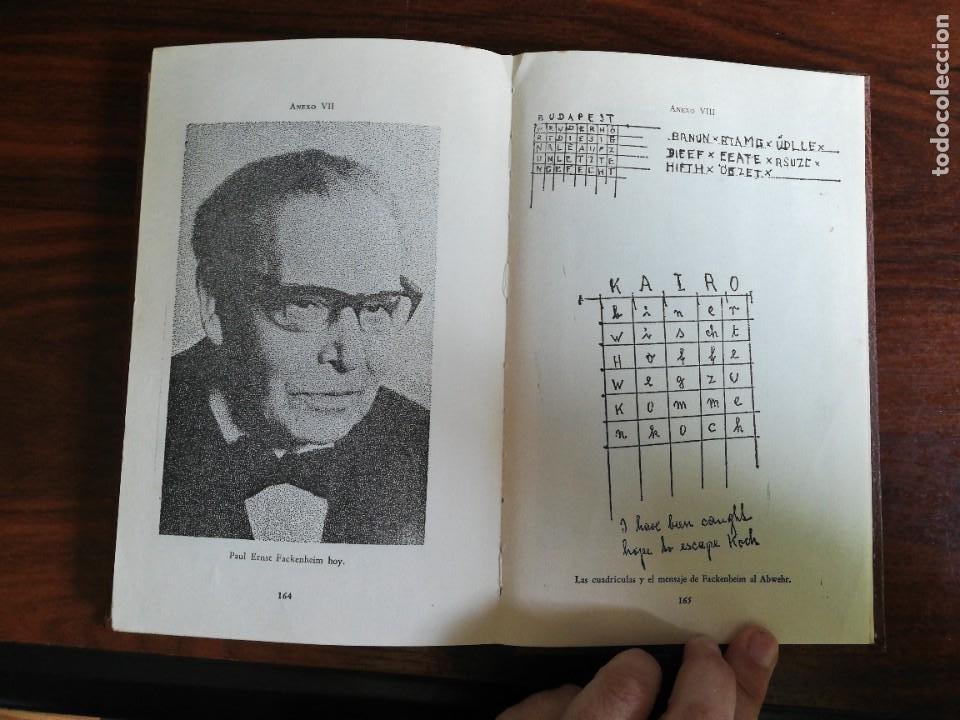 Libros de segunda mano: KOCH, EL ESPÍA JUDÍO DE HITLER. MICHAEL BAR-ZOHAR.. 1ª EDIC. 1971 - Foto 6 - 253258430