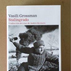 Livros em segunda mão: STALINGRADO - VASILI GROSSMAN - 1ª EDICIÓN 2020 GALAXIA GUTENBERG. Lote 253821965