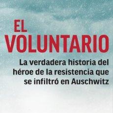 Libros de segunda mano: EL VOLUNTARIO. Lote 254085020