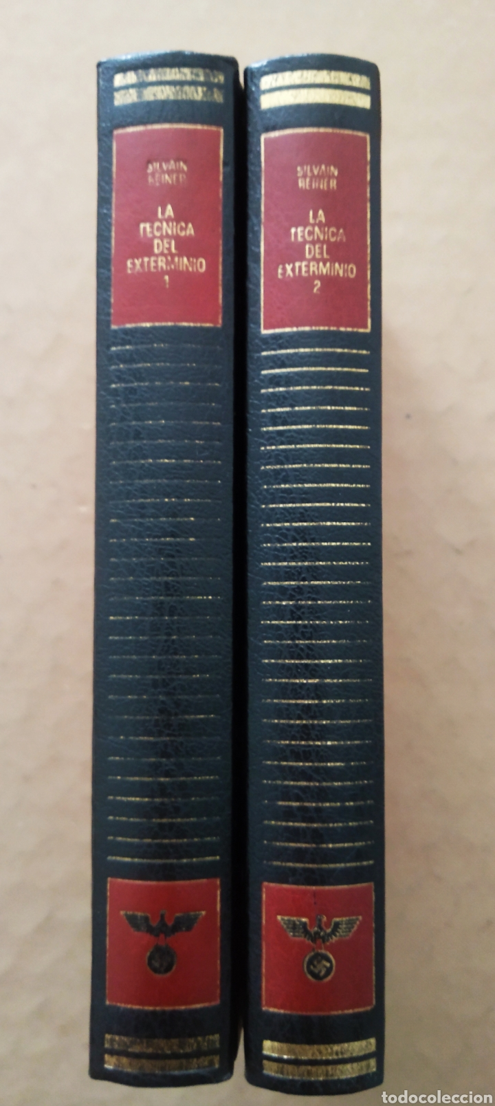 Libros de segunda mano: La Historia Vivida en los Campos de Exterminación Nazis: La Técnica del Exterminio 1-2 (S. Reiner). - Foto 2 - 254182560