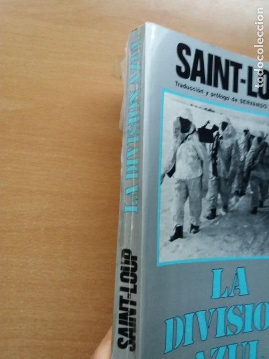 Libros de segunda mano: LA DIVISIÓN AZUL. SAINT LOUP - Foto 2 - 255969470