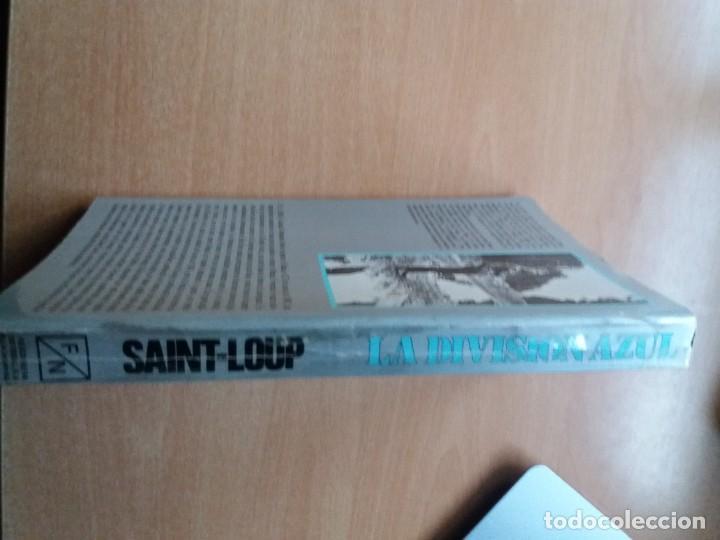 Libros de segunda mano: LA DIVISIÓN AZUL. SAINT LOUP - Foto 5 - 255969470