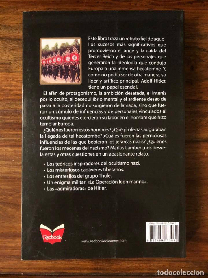 Libros de segunda mano: Los misterios del imperio nazi. Historias sorprendentes el Tercer Reich. Marius Lambert. - Foto 2 - 255980925