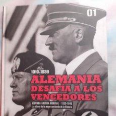Libros de segunda mano: 1919/1939 ALEMANIA DESAFÍA A LOS VENCEDORES. Lote 258039240