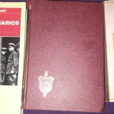 Libros de segunda mano: LOTE LIBROS. LOS ARCHIVOS LITERARIOS DEL KGB, LAS DIABOLICAS DE HITLER Y LA EUROPA DE HITLER. Lote 260771205