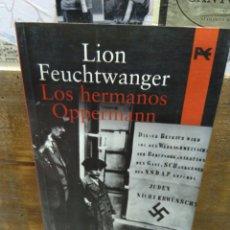 Libros de segunda mano: LOS HERMANOS OPPERMANN. LION.. Lote 261268500