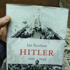 Libros de segunda mano: HITLER . 1936-1945. IAN KERSHAW.. Lote 261331635