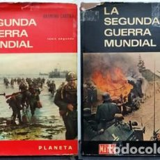 Livros em segunda mão: LA SEGUNDA GUERRA MUNDIAL. 2 TOMOS - CARTIER, RAYMOND - A-GUE-2552. Lote 267276334