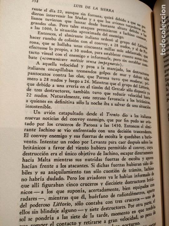 Libros de segunda mano: La guerra naval en el Mediterraneo (LUIS DE LA SIERRA) - Foto 7 - 267857209