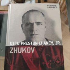 Libros de segunda mano: ZHUKOV - OTRO PRESTON CHANEY JR.. Lote 268725244