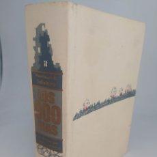Libros de segunda mano: LOS 900 DÍAS. EL SITIO DE LENINGRADO HARRISON E. SALISBURY. Lote 268958059