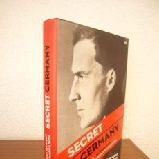 Libros de segunda mano: SECRET GERMANY. STAUFFENBERG Y LA VERDADERA HISTORIA DE LA OPERACIÓN VALQUIRIA (2009) M . BAIGENT. Lote 268964179