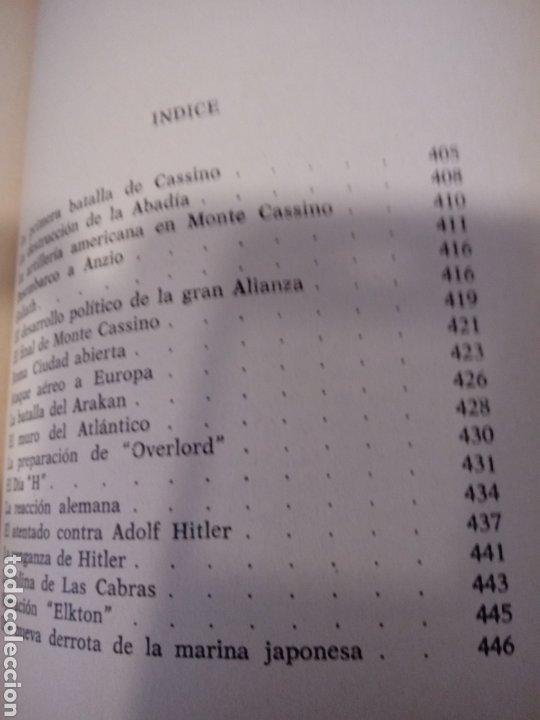 Libros de segunda mano: Historia de la Segunda Guerra Mundial, tomo II, por Karl von Vereiter - Foto 6 - 269479623